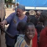 Ingaborg Schlaudebauer Overlanding West Africa