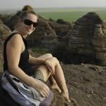 Kelly Jackson Overlanding West Africa