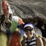 Paula Lancaster Overland Africa Tour