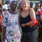Sally Crace Overlanding West Africa