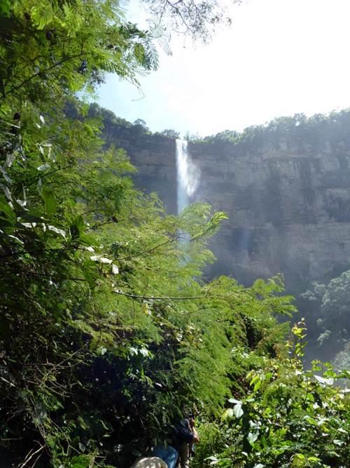 Guinea Waterfalls