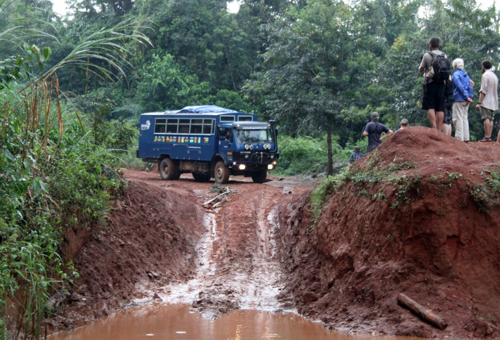 Overland Off Road In Africa