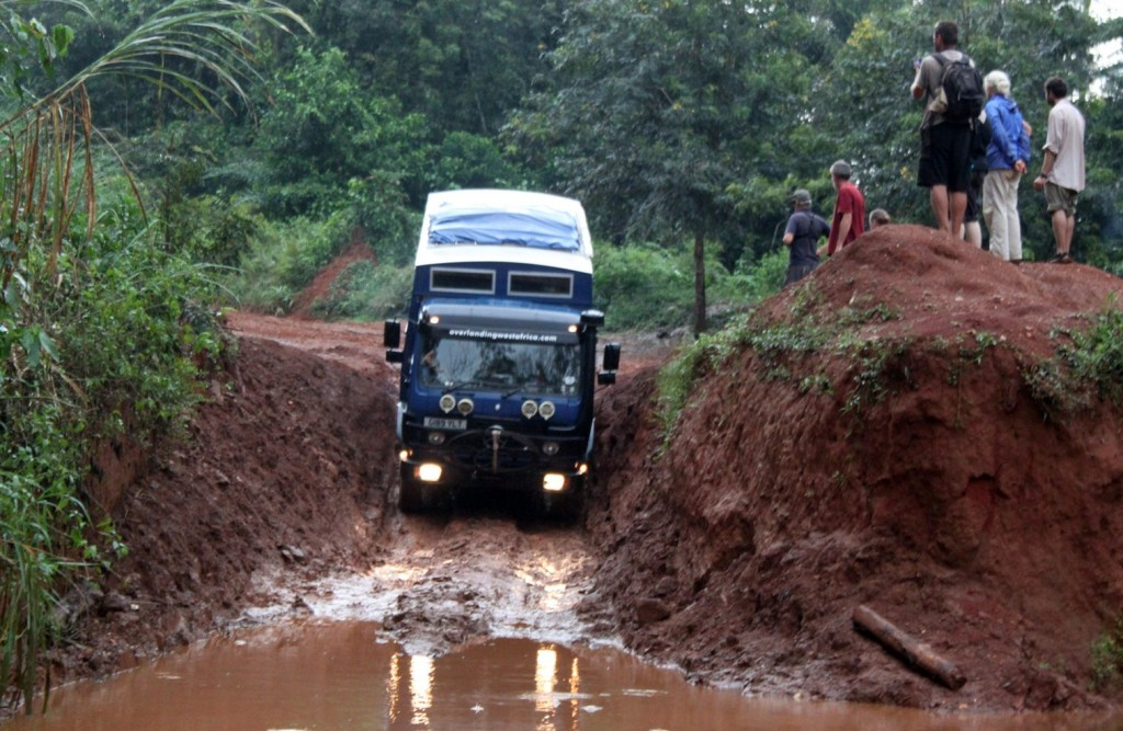 Overland West Africa Tour