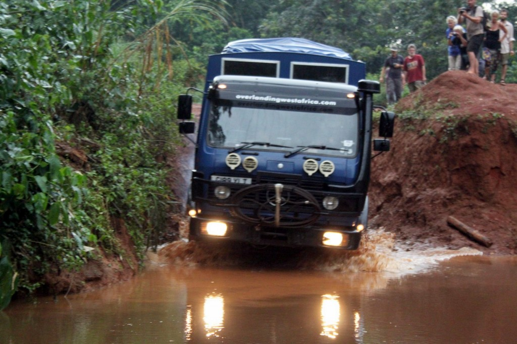 Overland Truck Tour West Africa