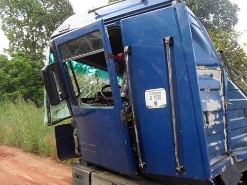 Overland Trucks West Africa
