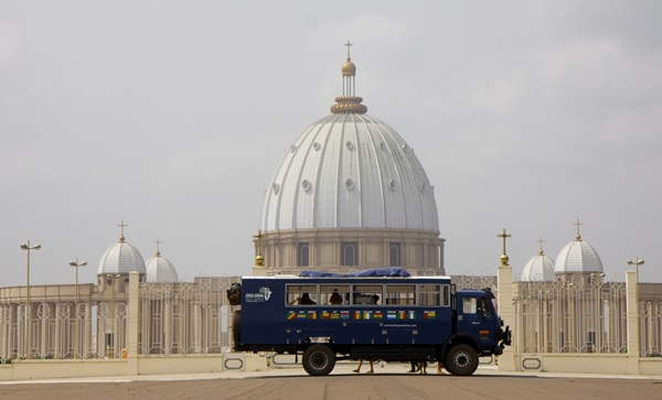 Ivory Coast Overland Tour, West Africa