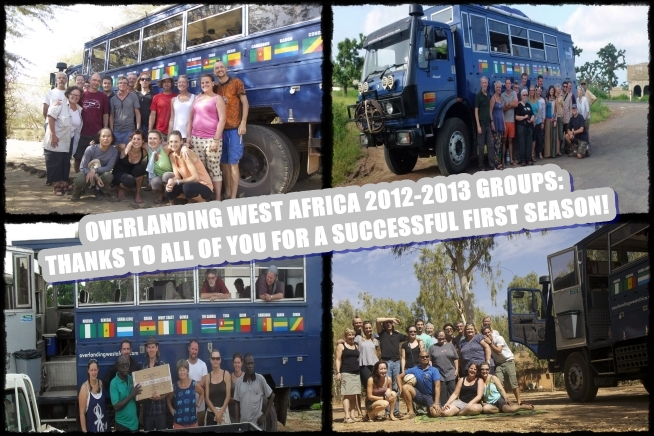 Trans West Africa Tour