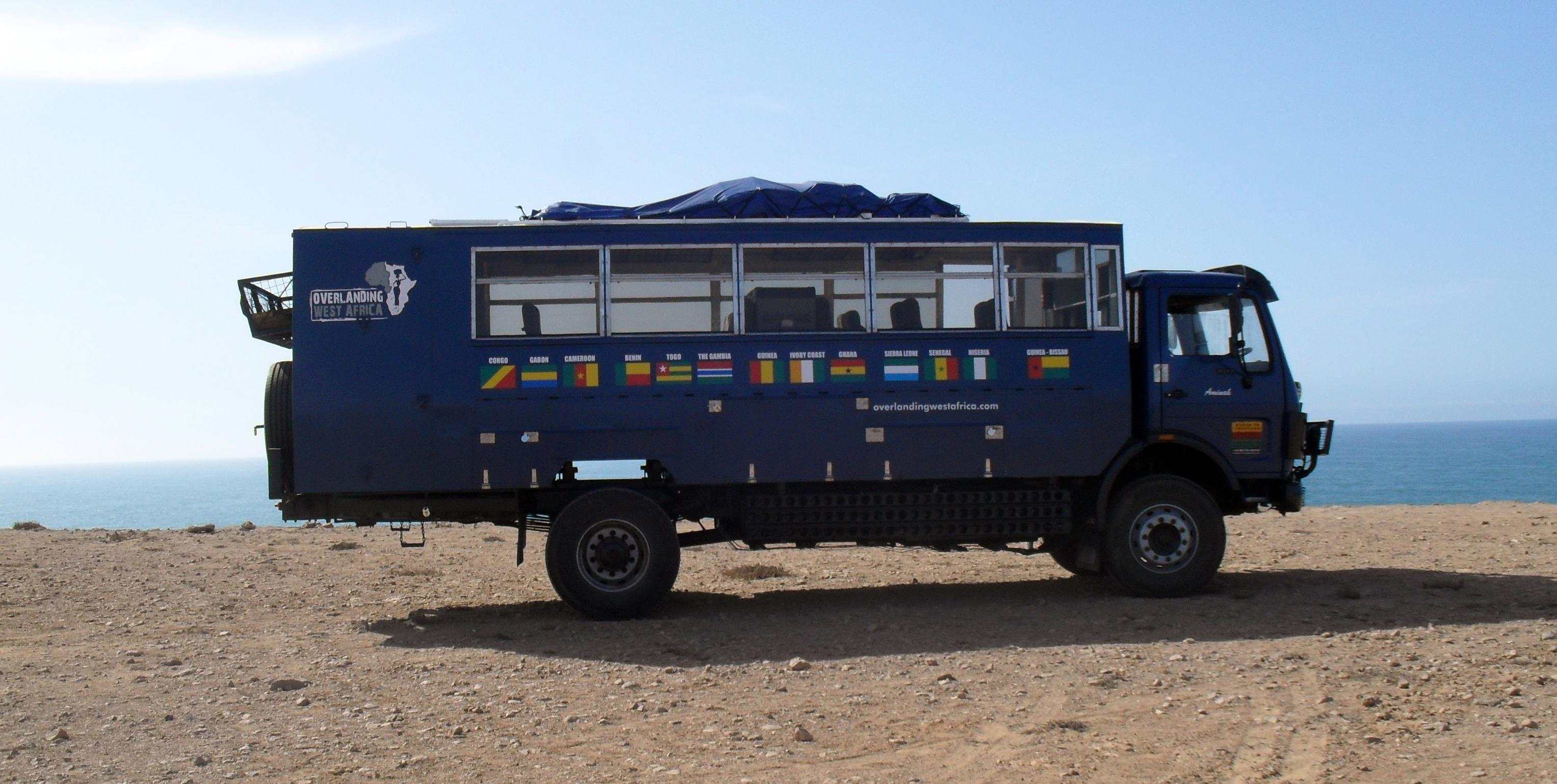 West Africa Overland Tours