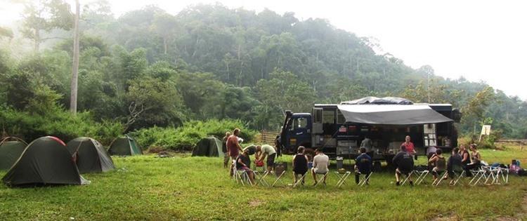 Overland Tour West Africa, Liberia Tour