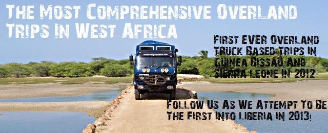 Overlanding West Africa