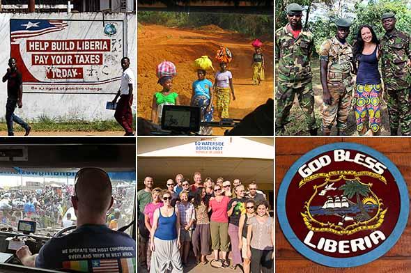 Liberia Overland Tours and Adventure Travel