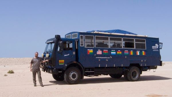 Overland Truck Tour Morocco