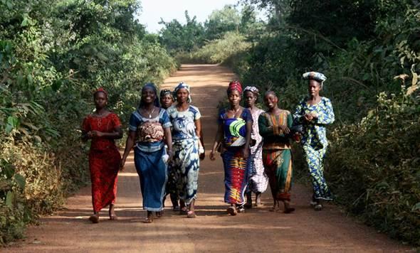 West Africa People Guinea