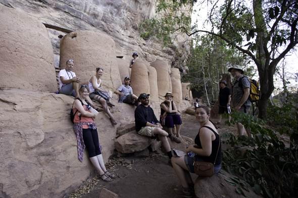 Group-Trekking-Banfora-Burkina-Faso