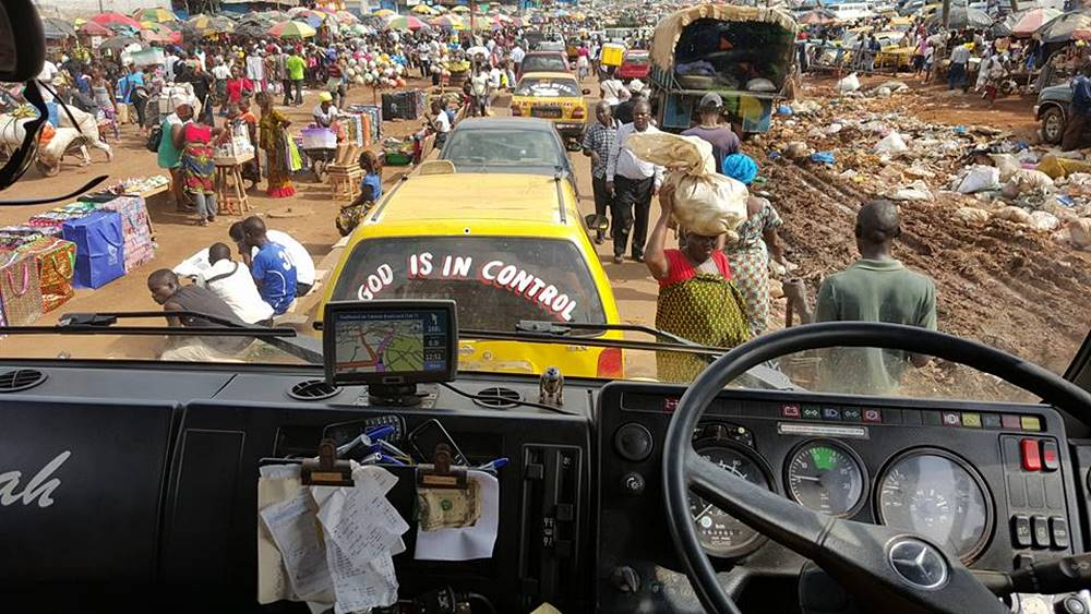 Liberia Tours West Africa Overland