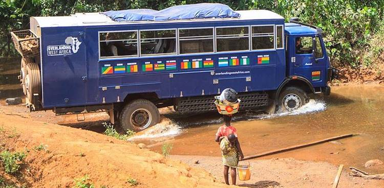 Why Travel In West Africa? | Overlanding West Africa