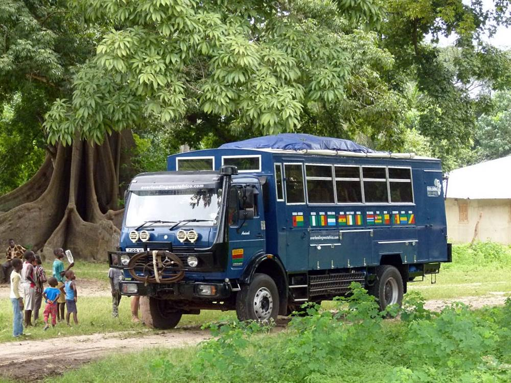 Senegal Tours Overland West Africa