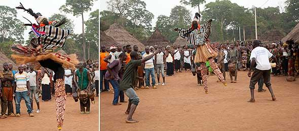 Stilt-Dancing-Ivory-Coast-West-Africa