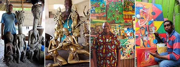 West-Africa-Art-And-Culture
