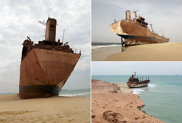 Western-Sahara-Shipwrecks-Africa-Overland