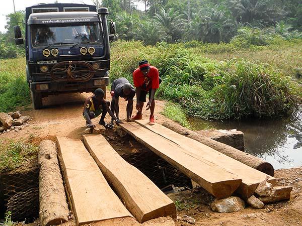 Sierra Leone Overland Adventure Tour West Africa