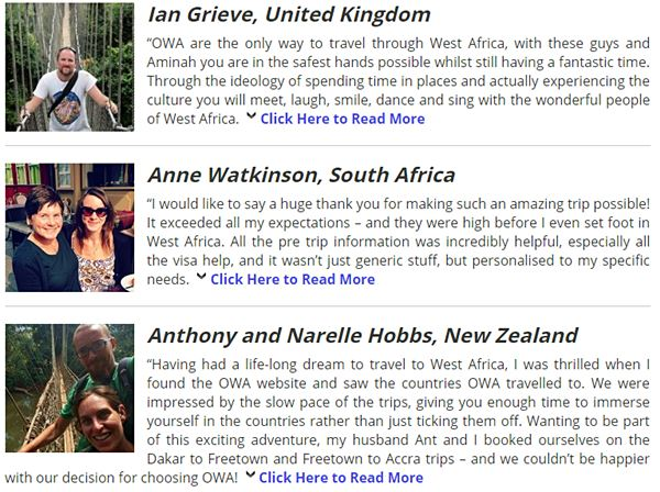 Reviews-Overlanding-West-Africa-Tours