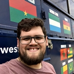 Phil Salter Overlanding West Africa