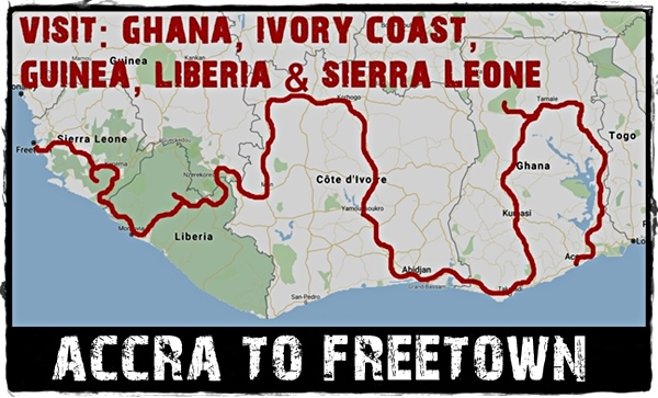 Africa-Overland-Tour-Accra-To-Freetown