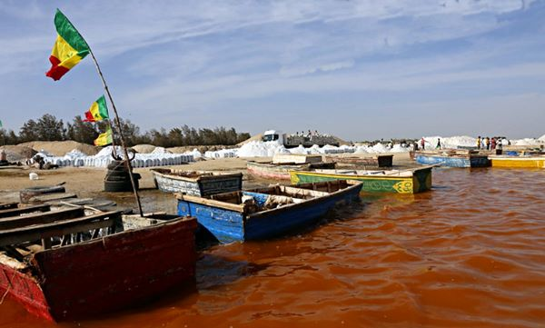 Lac-Rose-Senegal-Tour-West-Africa-Overland