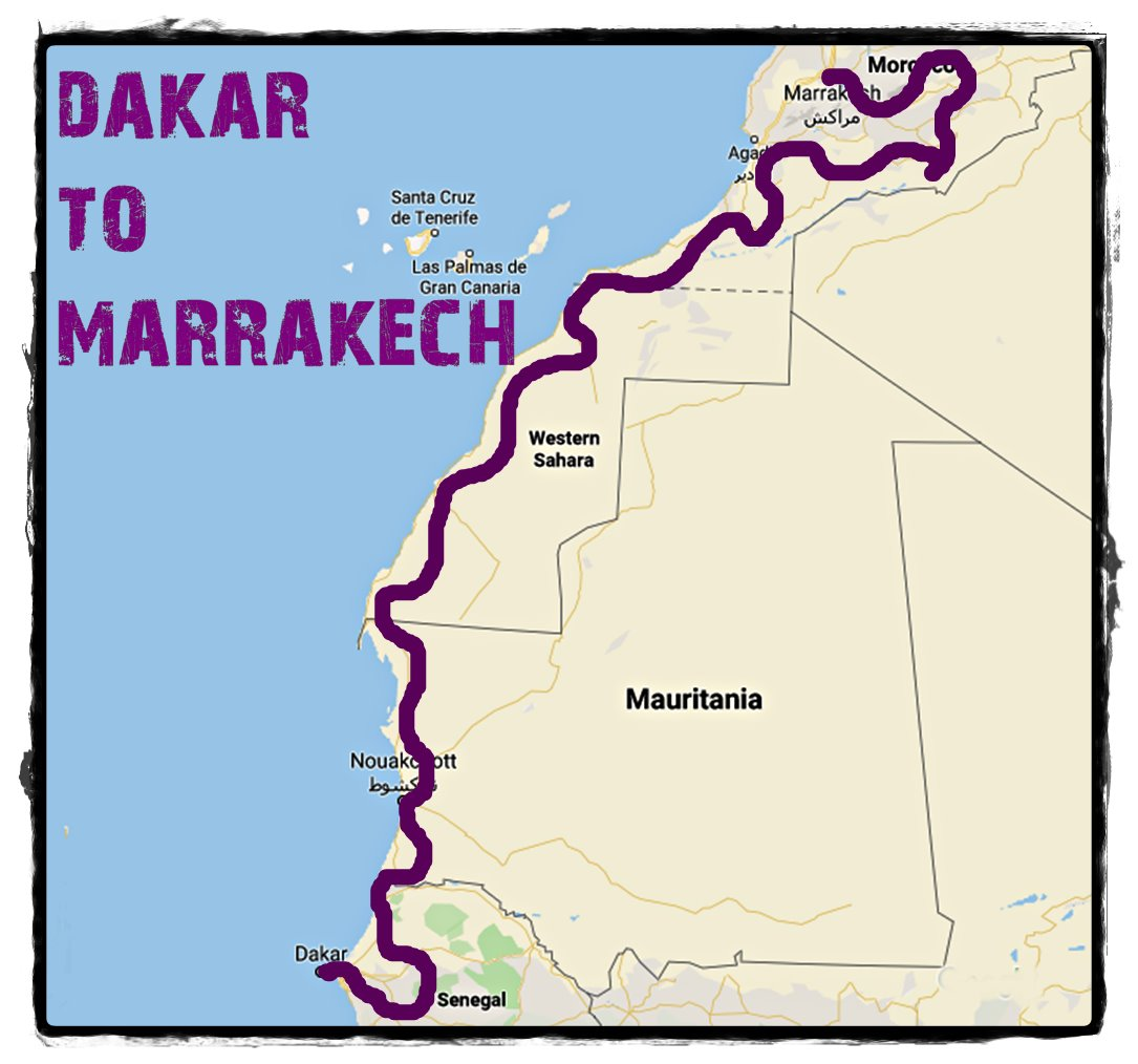 West-Africa-Tour-Overland-Senegal-Mauritania-Morocco