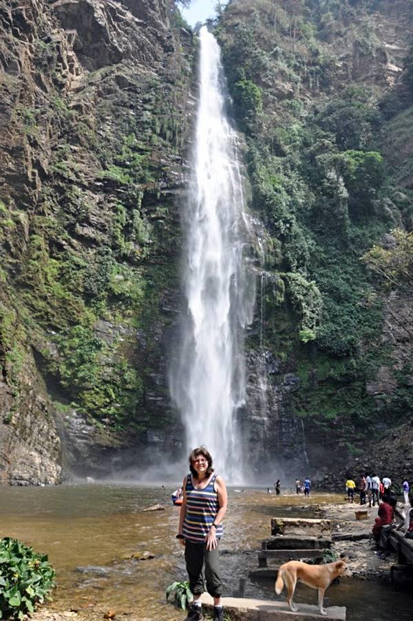 Wli-Falls-Ghana-Overland-Tour-West-Africa